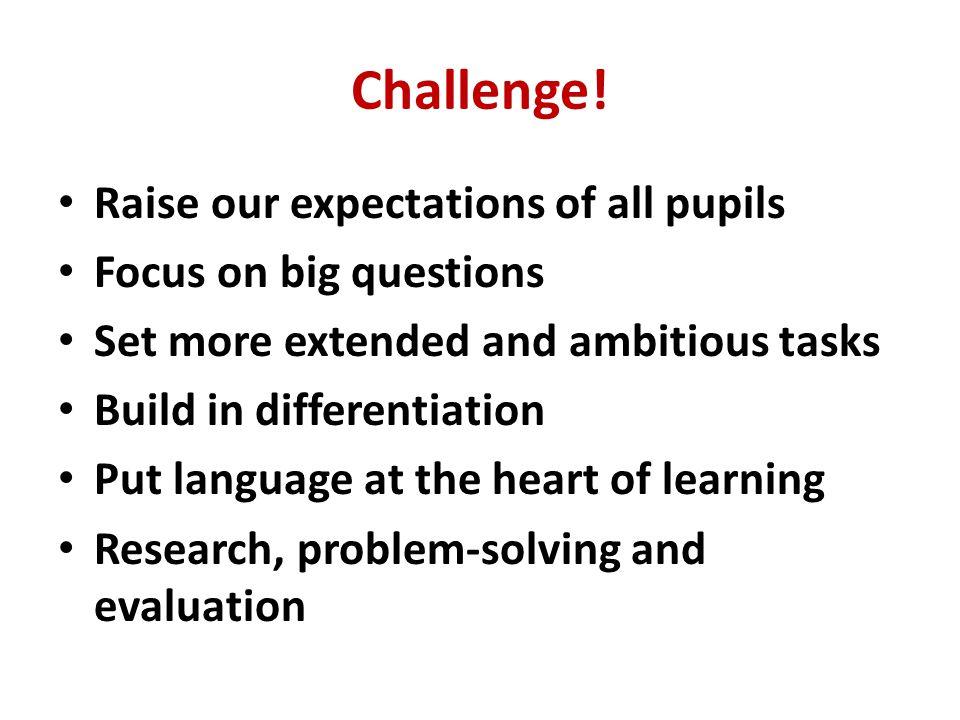 Challenge.