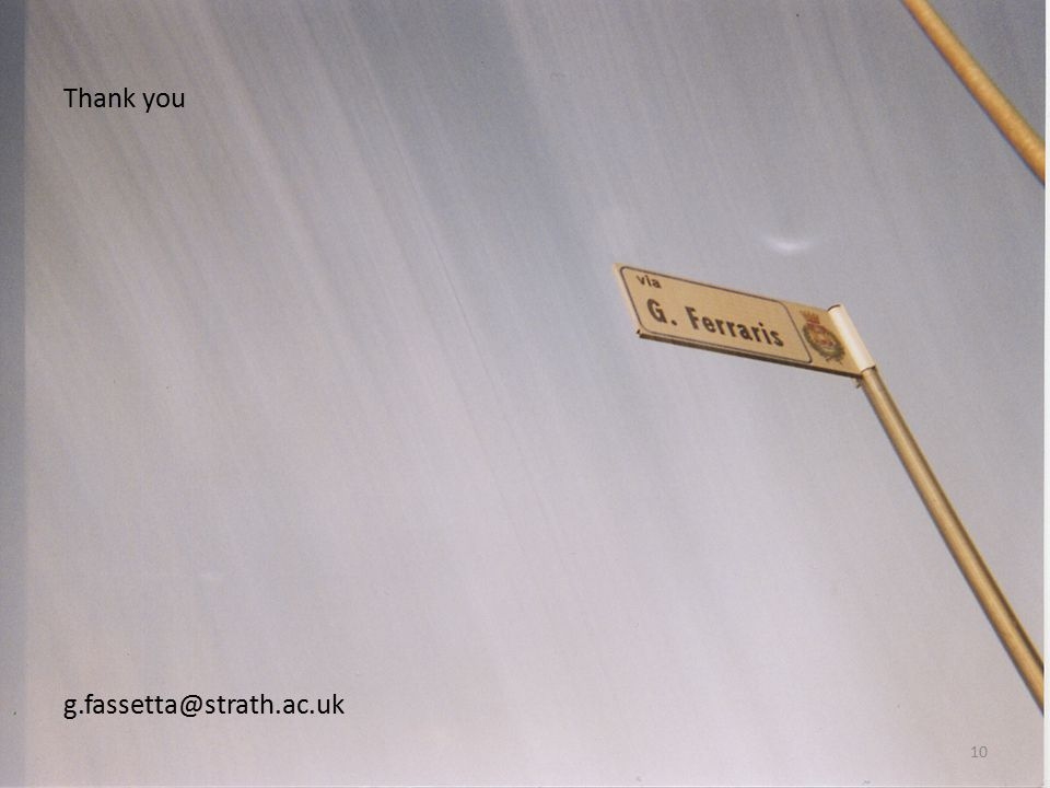 Thank you 10 g.fassetta@strath.ac.uk