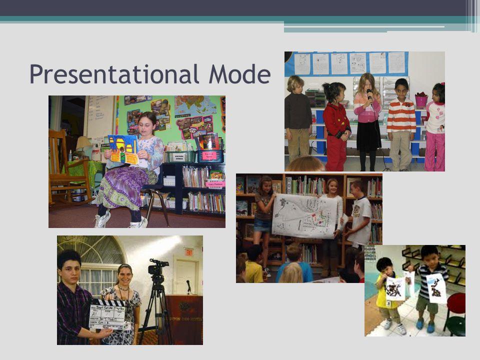 Presentational Mode