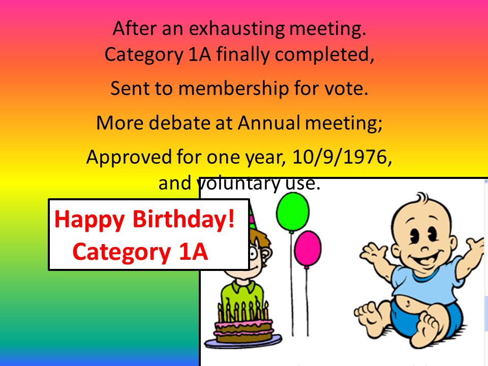 48 Wheels of progress turn slowly Vote by attending membership and mail ballot; small success for Committee...
