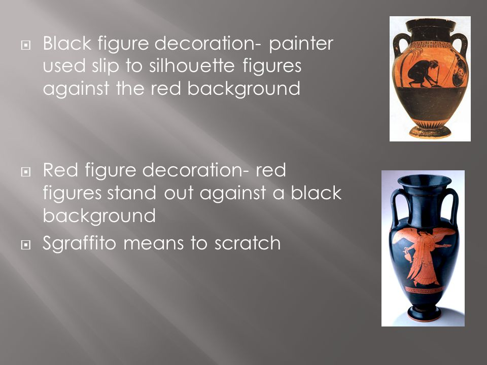  Women at a Fountain House –black figure decoration - Hydria – 21 – 520-510 BCE.