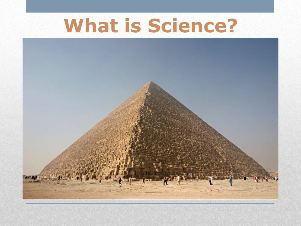 Science is the systematic enterprise of gathering knowledge about the universe and organizing and condensing that knowledge into testable laws and theories.