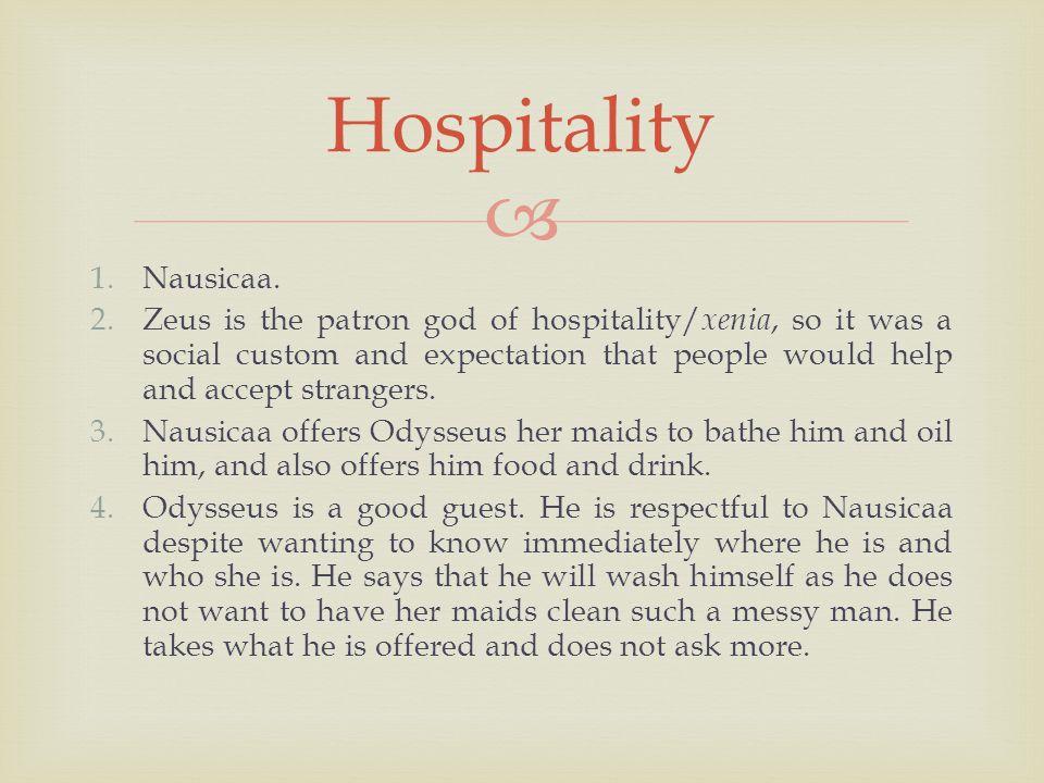  1.Nausicaa.