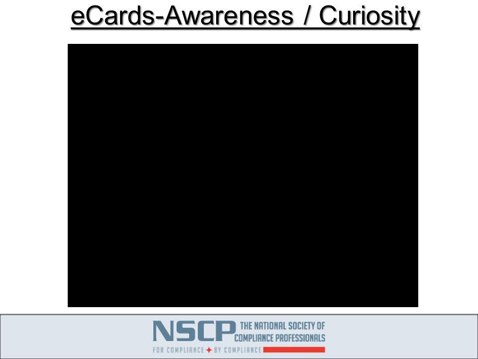 eCards-Awareness / Curiosity