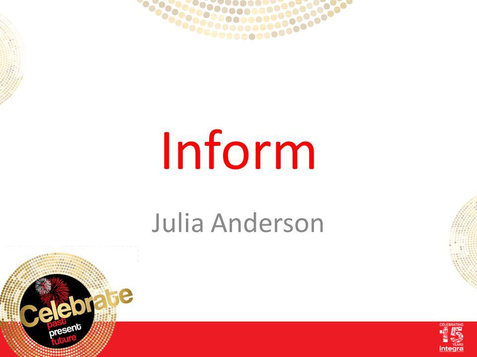 Julia Anderson Inform