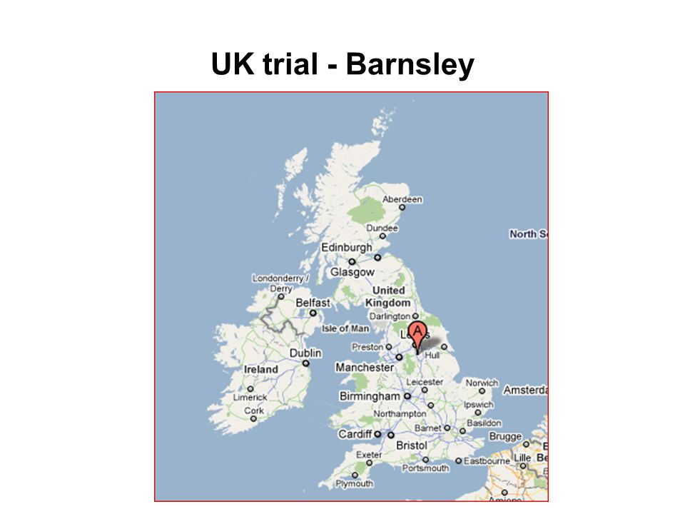 Barnsley characteristics Aging Population – 2008 – 2031: Population increase by 16%  65 – increase by 67%  75 – increase by 80.5% History of coal mining history One of most deprived areas – Adverse lifestyle factors (diet, smoking) High incidence of COPD – 2.5% vs.