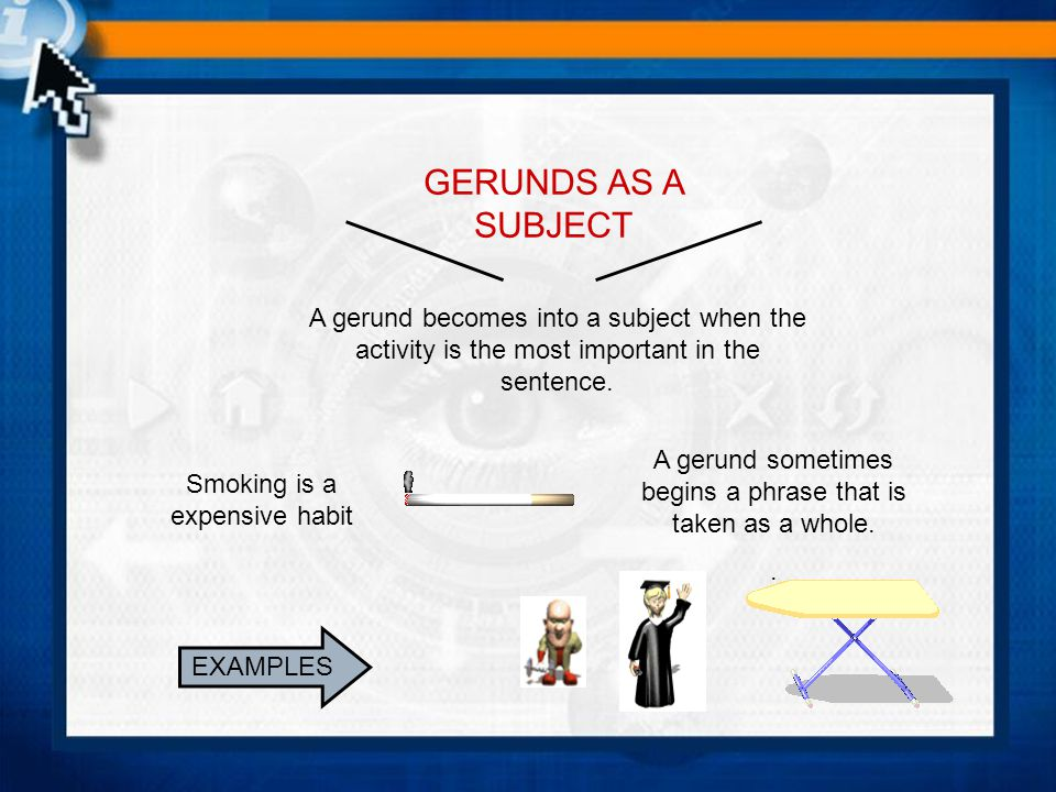Gerunds after expressions adjectives becomes into an expression when they have a preposition after them.