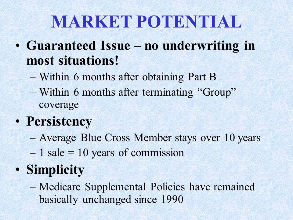 BLUE CROSS SmartChoice Rates Commissions: 13%