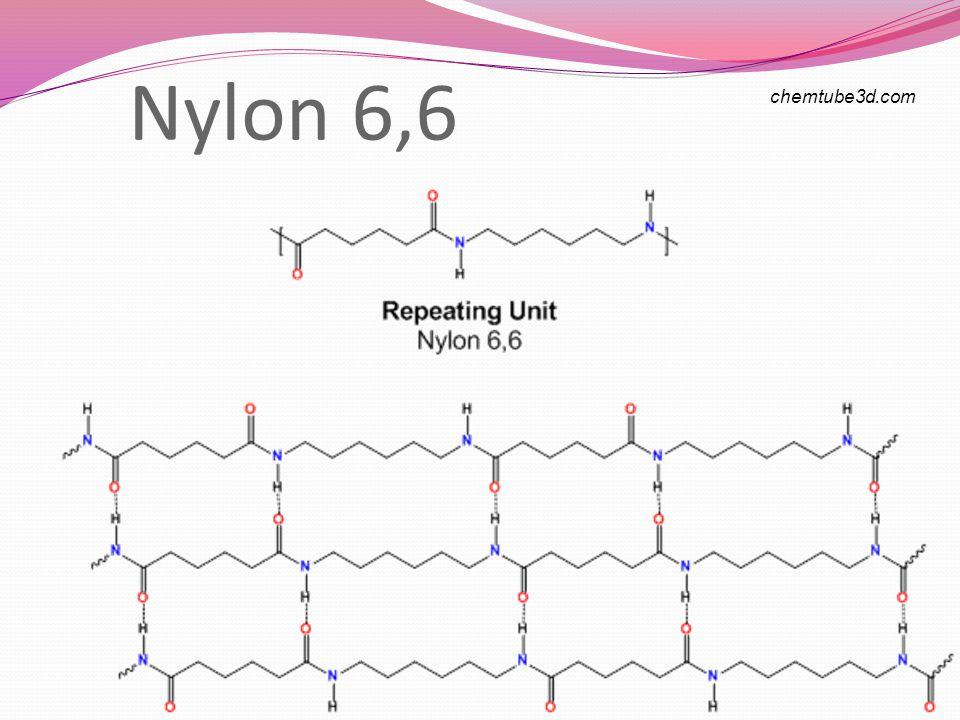 Nylon 6,6 chemtube3d.com