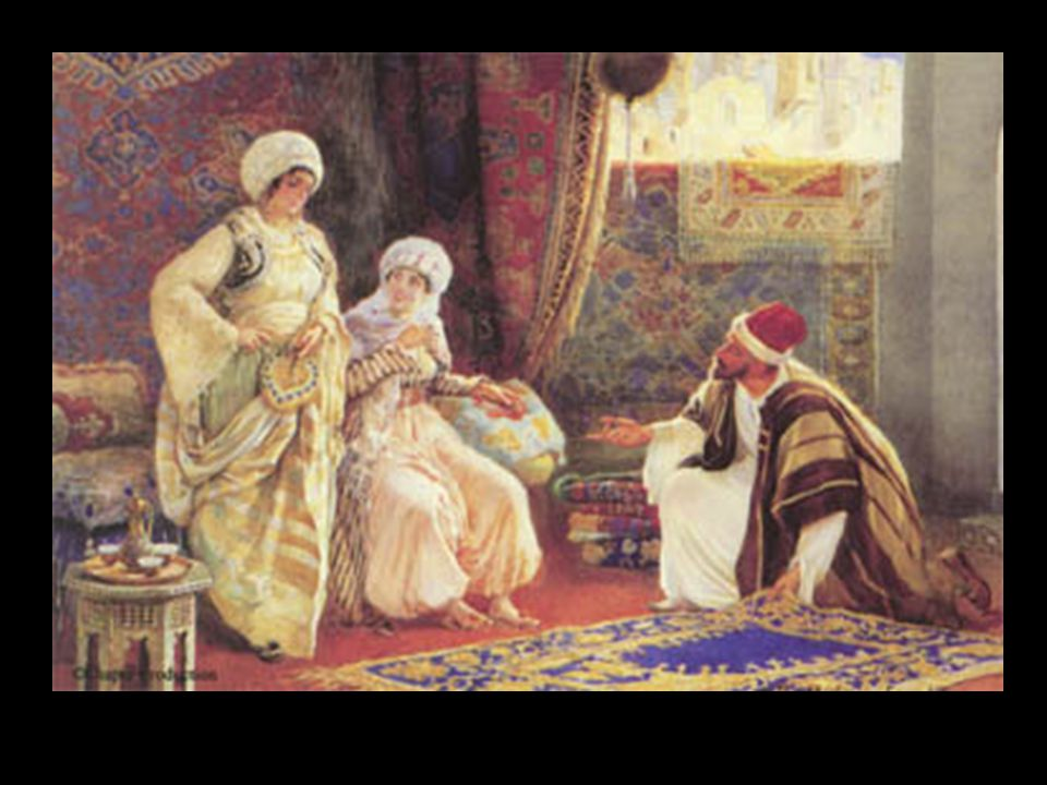 Oriental rugs made their way to America in the late seventeenth century.