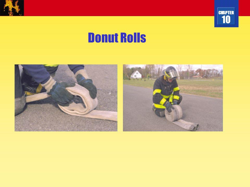 CHAPTER 10 Donut Rolls