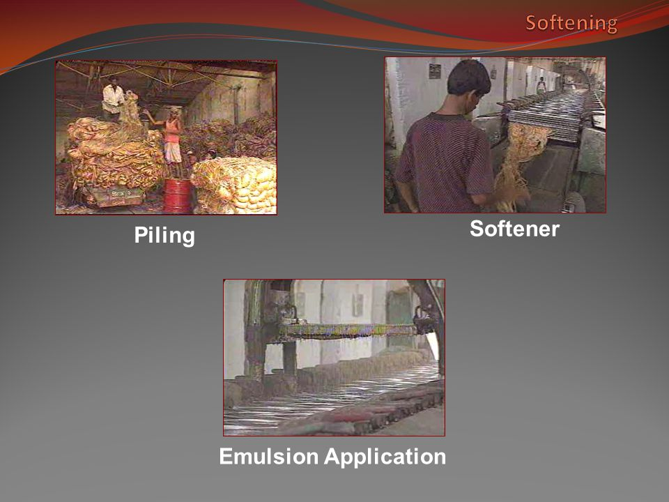 Piling Softener Emulsion Application