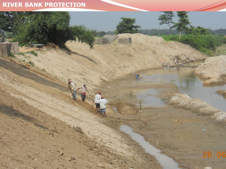 RIVER BANK PROTECTION