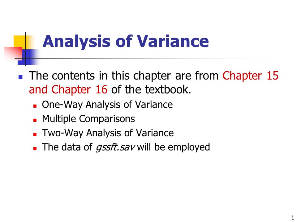 22 Multiple Comparison Analysis of variance for television hours by internet use