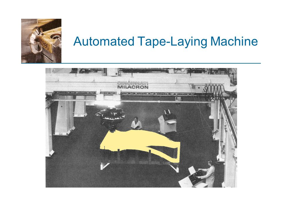 Automated Tape-Laying Machine