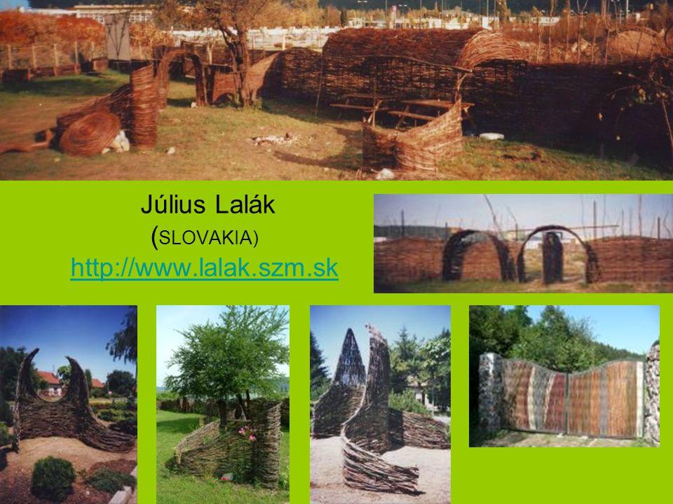 Július Lalák ( SLOVAKIA) http://www.lalak.szm.sk http://www.lalak.szm.sk