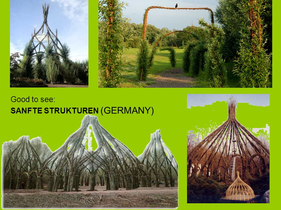 Good to see: SANFTE STRUKTUREN (GERMANY)