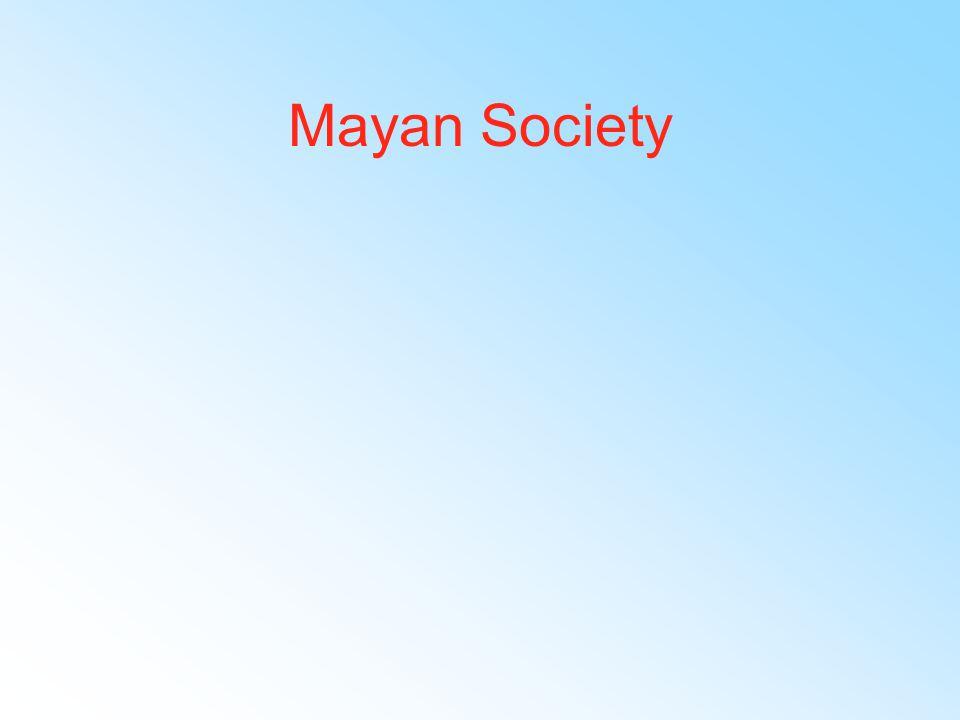 Mayan Religion A Mayan Religion