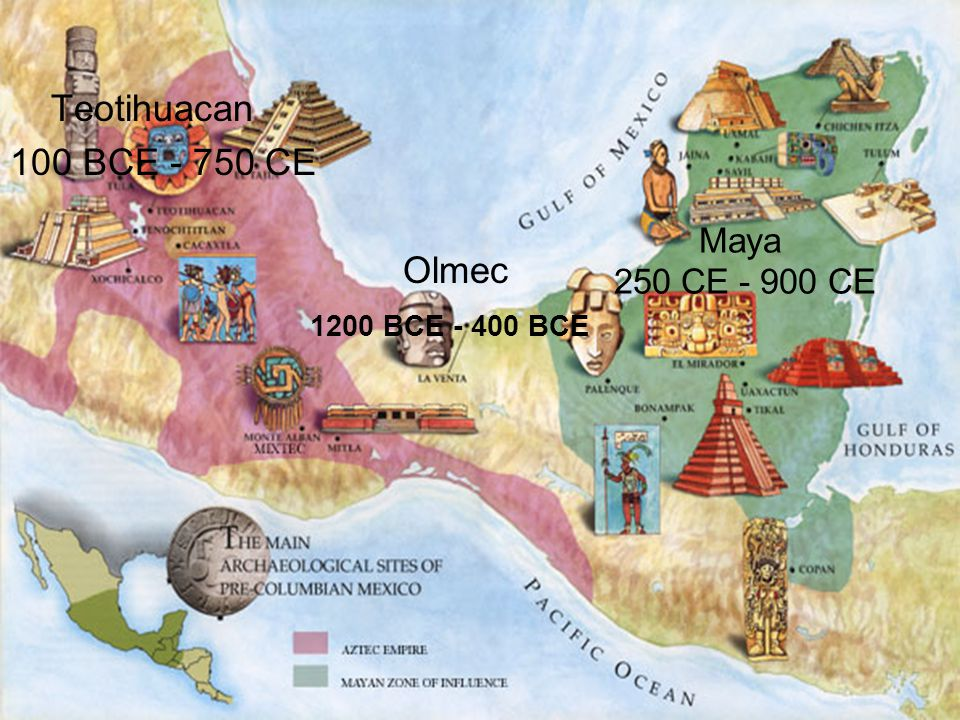 Introduction/Review Mesoamerica means Middle America in Greek.