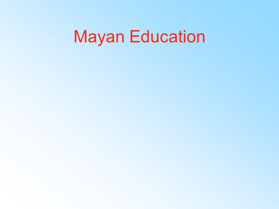 Mayan Geography