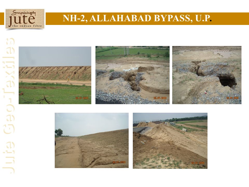 Jute Geo-Textiles NH-2, ALLAHABAD BYPASS, U.P.