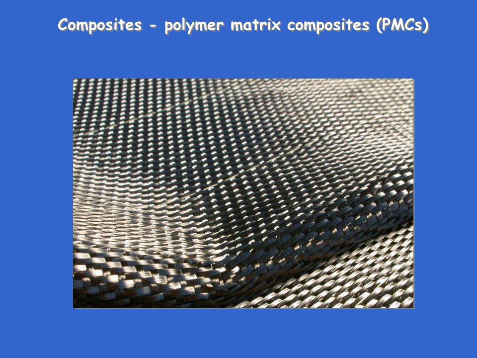Composites - polymer matrix composites (PMCs)