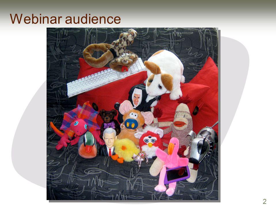 2 Webinar audience