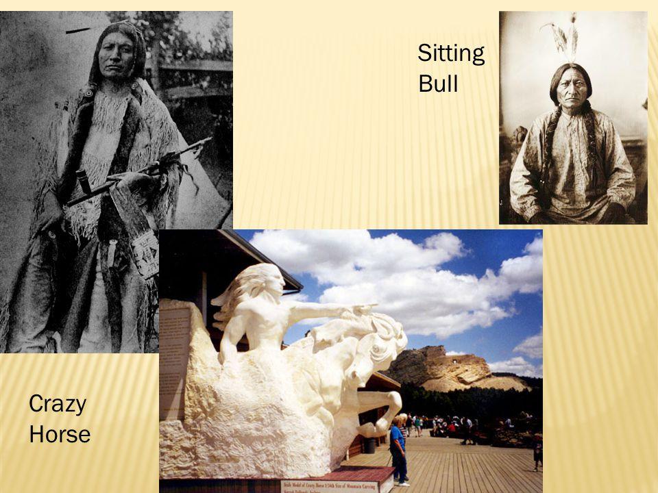Sitting Bull Crazy Horse