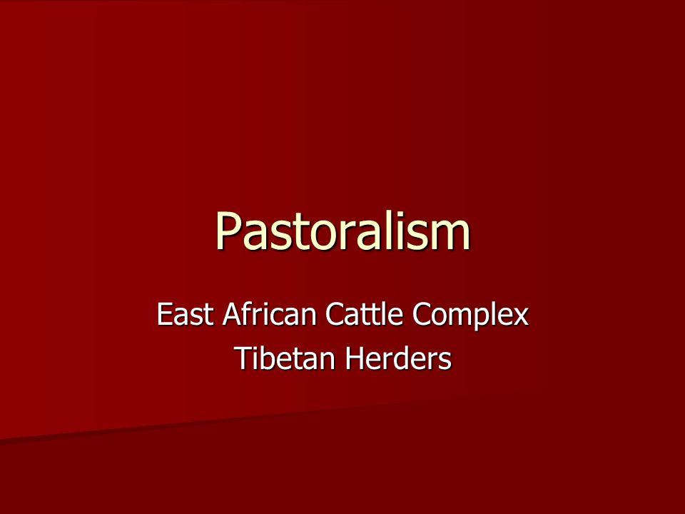 Pastoralism East African Cattle Complex Tibetan Herders