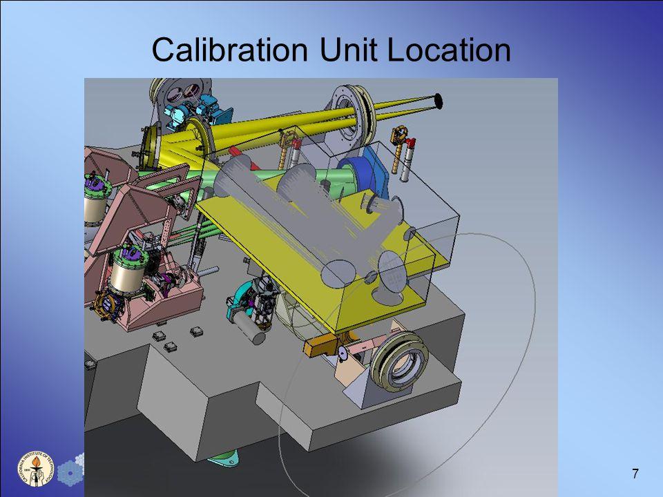 7 Calibration Unit Location