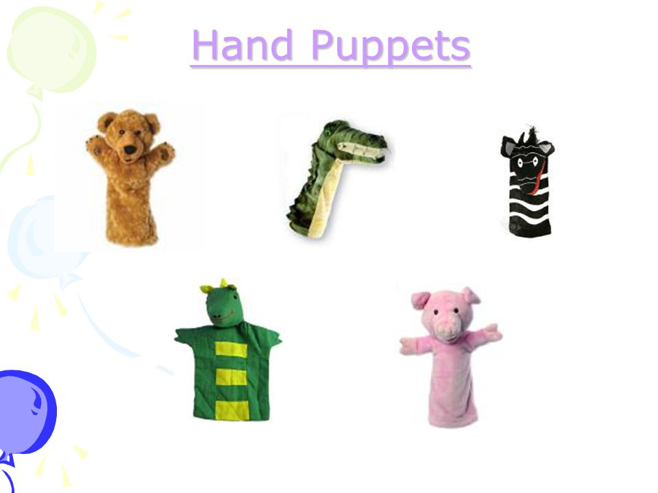 Hand Puppets Hand Puppets