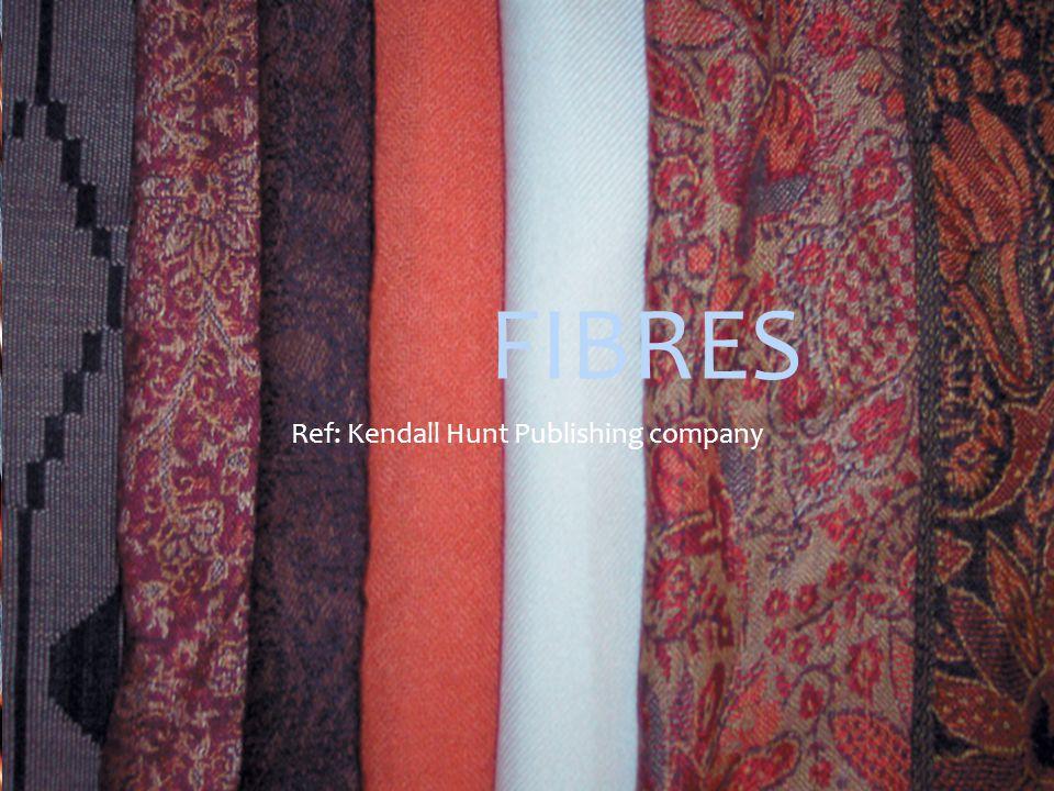 FIBRES Ref: Kendall Hunt Publishing company