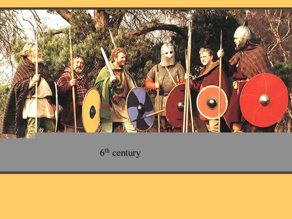 6 th century