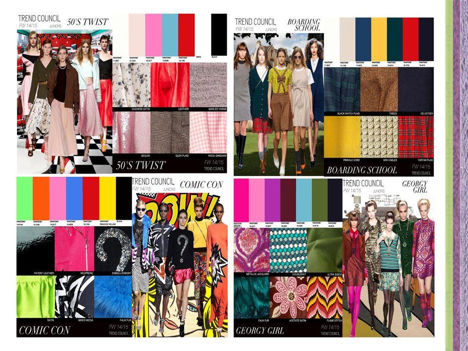 2014 色彩流行趋势