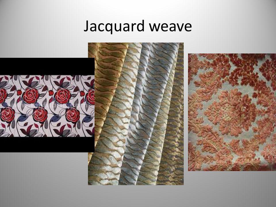 Jacquard weave