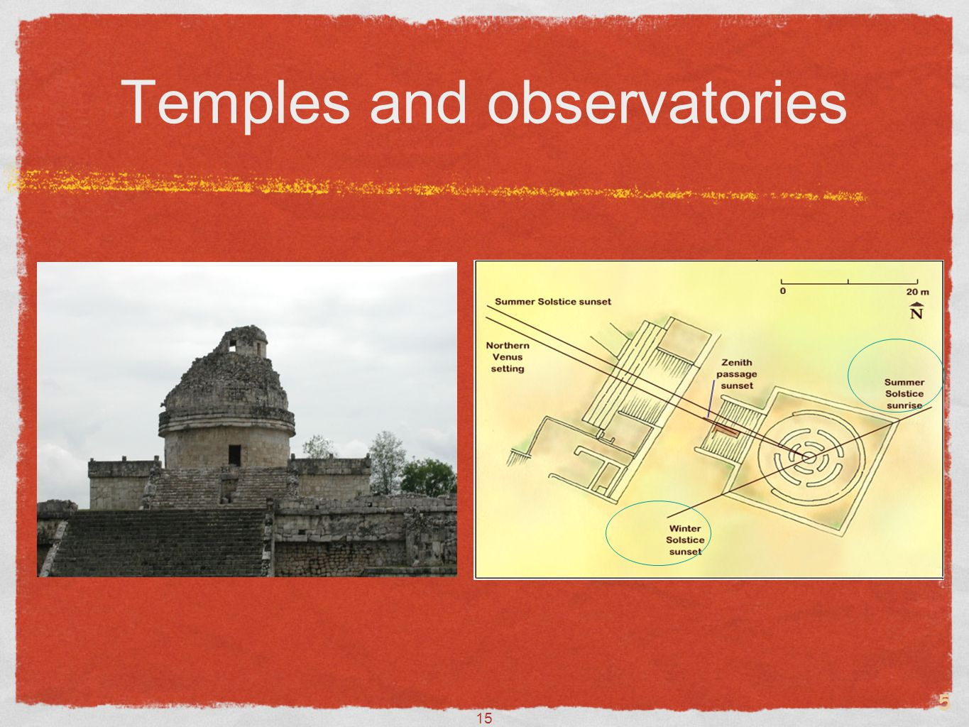 15 Temples and observatories 5