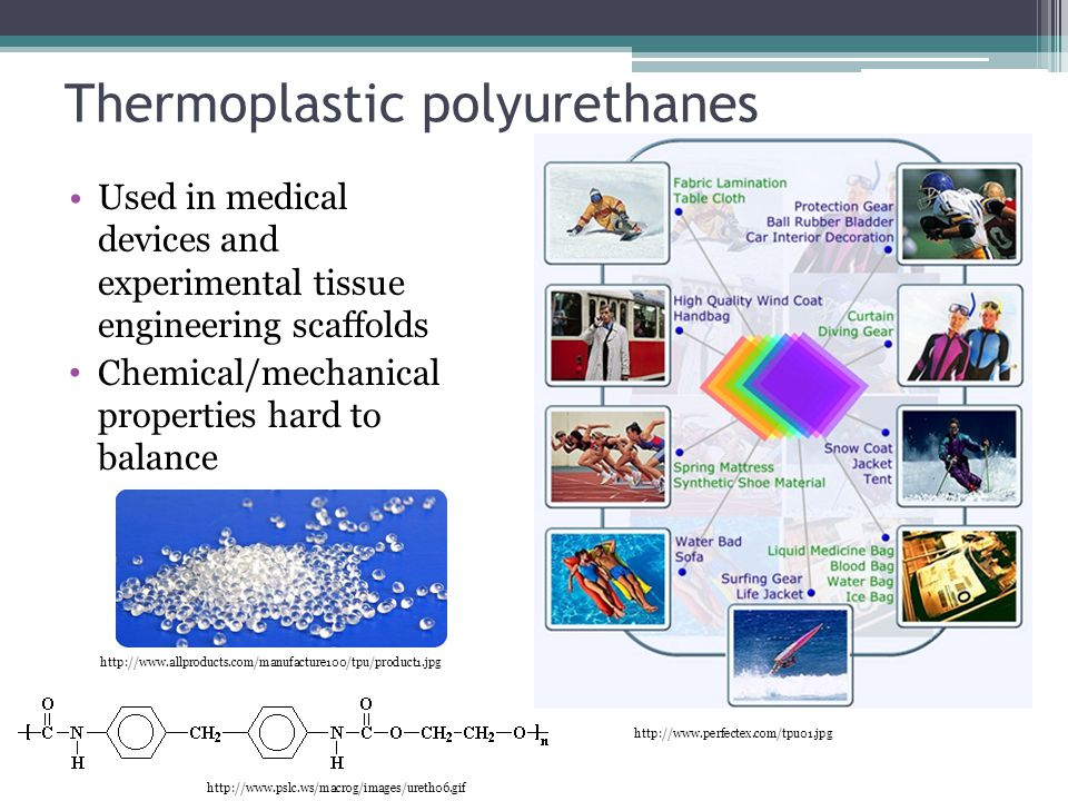 Methodology Synthesis of a model compound Modification of thermoplastic polyurethane ▫Pellethane® ▫Modification Reactions ▫Sample prep and crosslinking ▫Swelling behavior ▫Tensile testing Scanning electron microscopy Electrospun grafts Synthesis of a Model Modification Degradation Electrospinning J.P.