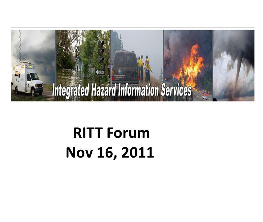 April 2002 RITT Forum Nov 16, 2011