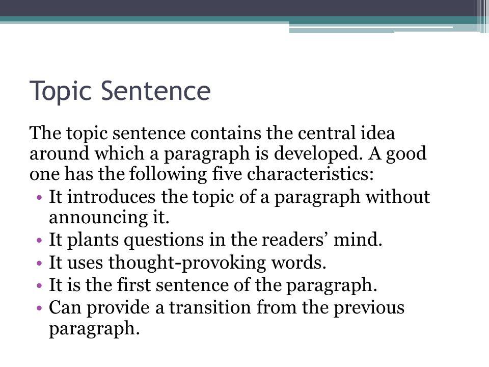 5 Paragraph Argumentative Essay Outline