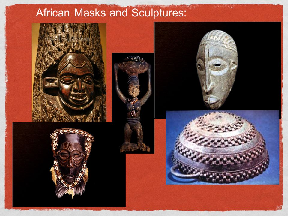 African Masks and Sculptures:
