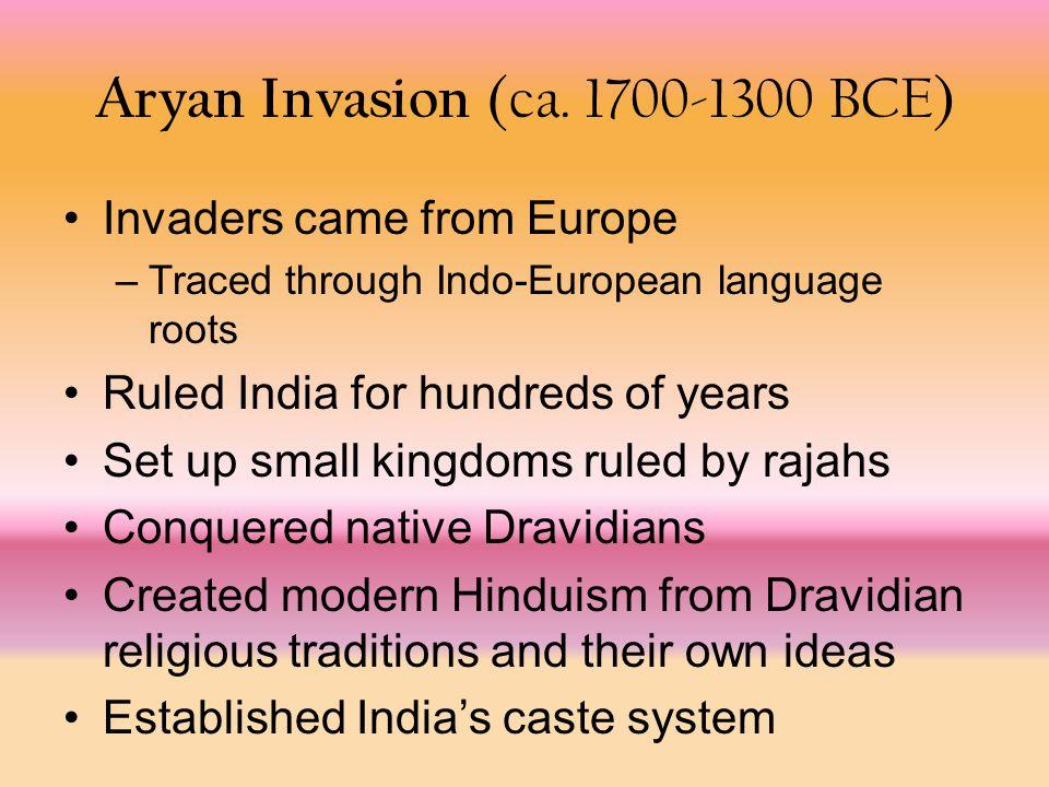 Aryan Invasion (ca.