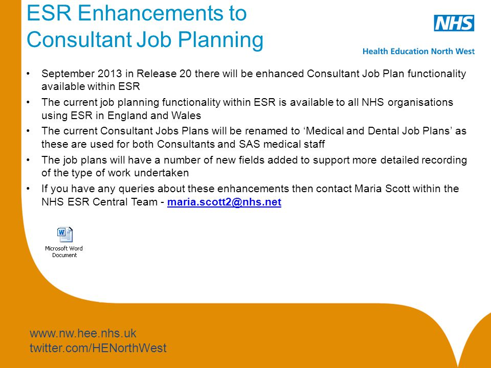 www.nw.hee.nhs.uk twitter.com/HENorthWest What is the Workforce Modelling Collaborative.