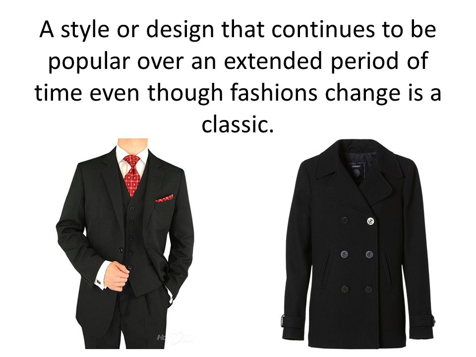 Collars, sleeves, and shoulder treatments are examples of details