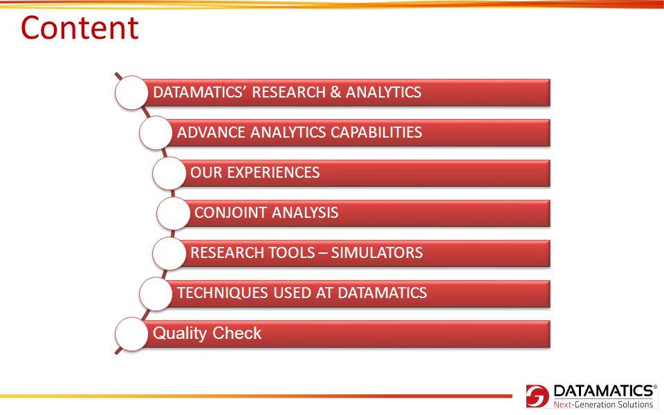 CHAID Analysis CHAID Analysis – Key Outputs