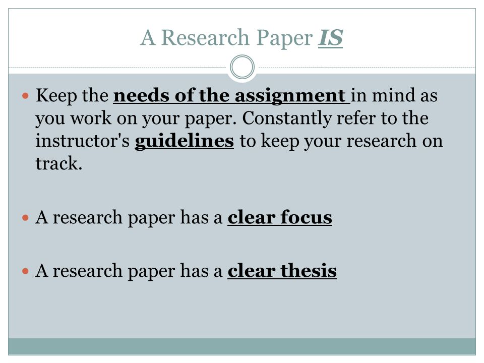 short research paper assignments Looking for a professional writing service get a full service with the best quality of papers.