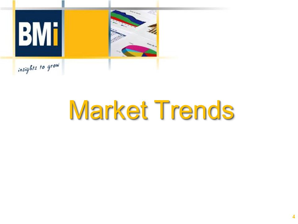 4 Market Trends