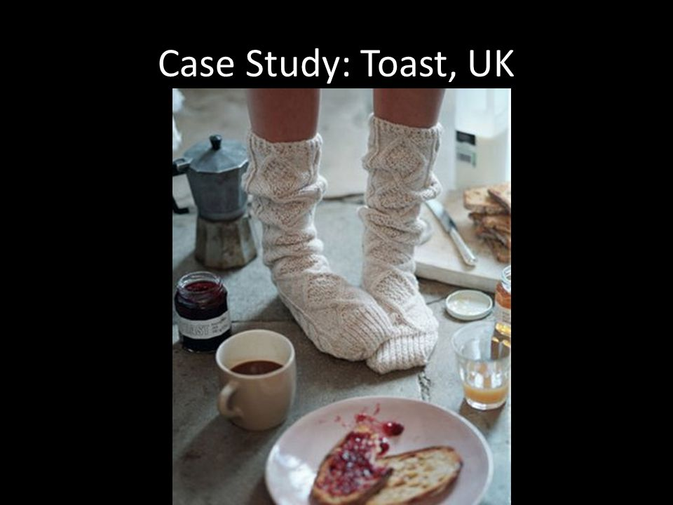 Case Study: Toast, UK