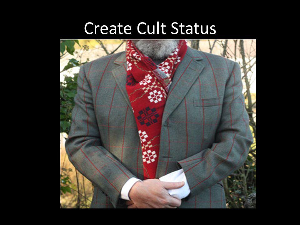 Create Cult Status
