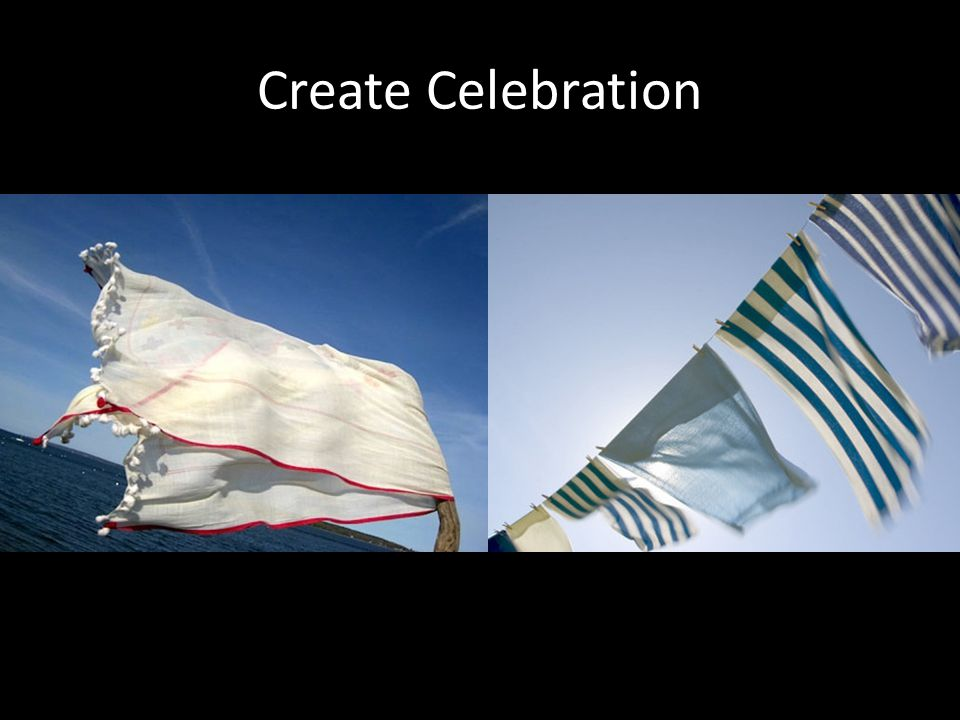 Create Celebration