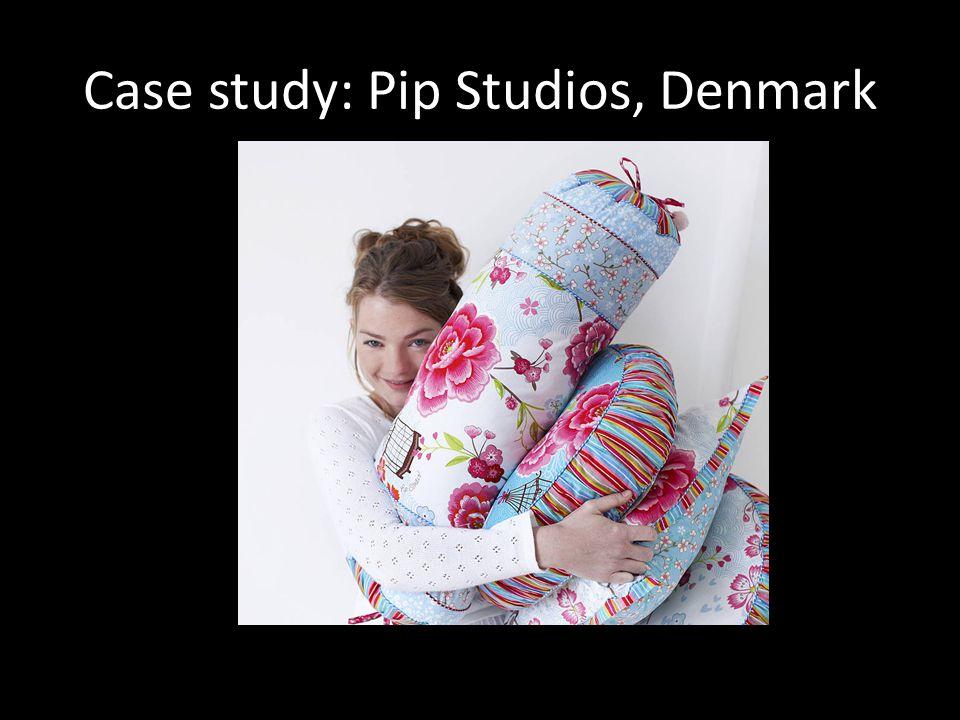 Case study: Pip Studios, Denmark